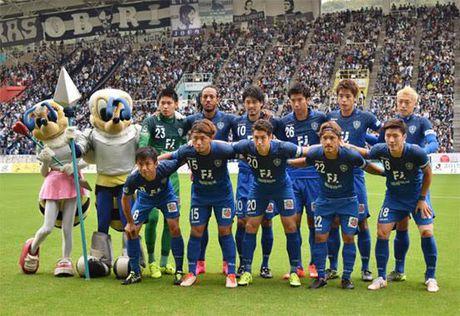 CLB Avispa Fukuoka (Nhat Ban) mang 'hang khung' dau DT Viet Nam - Anh 1