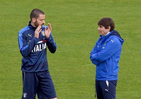 Chelsea vung tien cho Conte mua sam - Anh 1