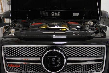 'Quai vat 6 banh' Brabus G63 AMG 6x6 gia 30,1 ty - Anh 6