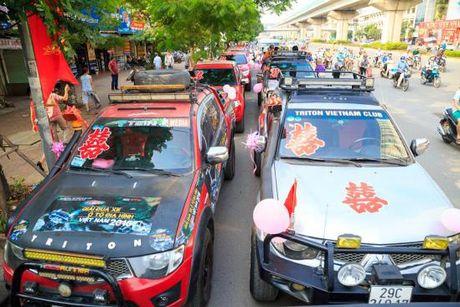 Dan 'xe hop' ban tai ram ro ruoc dau tai Ha Noi - Anh 5