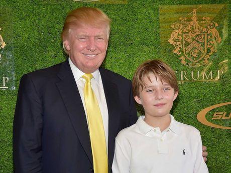 Dan trai xinh gai dep con nha Tong thong My Donald Trump - Anh 12
