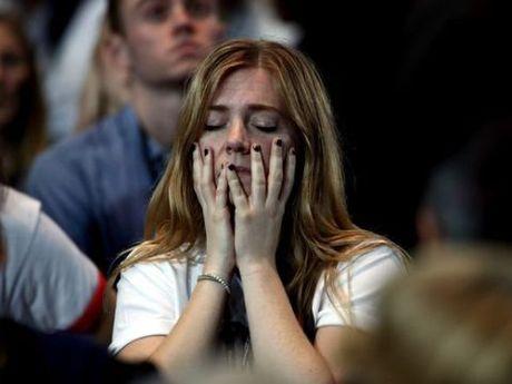 Khong khi 'chet lang' bao trum tong hanh dinh cua ba Hillary Clinton - Anh 4