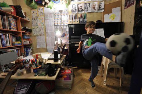 Xu the hoc tai gia cua tre em Nga - Anh 1
