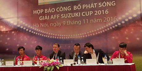 Phat song Giai Bong da AFF Suzuki Cup 2016 tren VTV6 va VTV6 HD - Anh 1