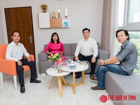 Talkshow - Tuong lai cho loa thuong hieu Viet - Anh 1