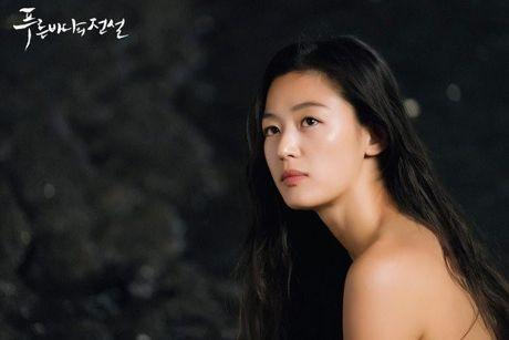 """""""Co nang ngo ngao"""" Jun Ji Hyun goi cam trong phim truyen hinh moi - Anh 3"""