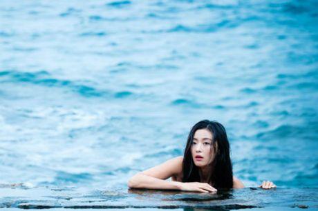 """""""Co nang ngo ngao"""" Jun Ji Hyun goi cam trong phim truyen hinh moi - Anh 5"""