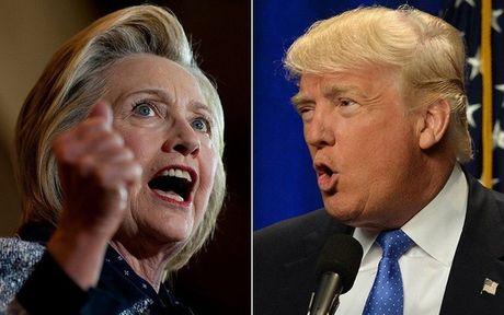 Chuyen gi xay ra neu ong Trump va ba Clinton khong dat du 270 phieu dai cu tri? - Anh 1