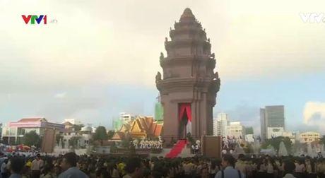 Campuchia ky niem 63 nam Ngay doc lap - Anh 1