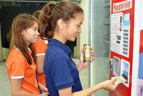 TP.HCM can nhac thi diem may ban hang tu dong - Anh 1