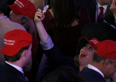 "Bau cu My: Ong Trump ""manh"" bat ngo - Anh 1"
