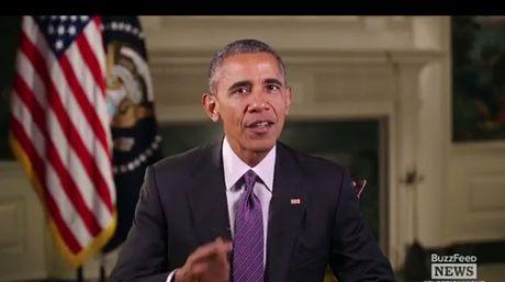 Tong thong Obama goi dien cho ong Trump - Anh 1