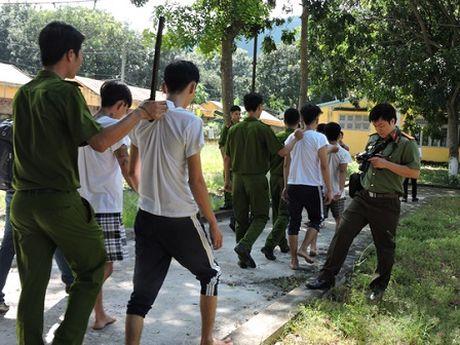Het Dong Nai, den hoc vien cai nghien o Vung Tau tron trai - Anh 5