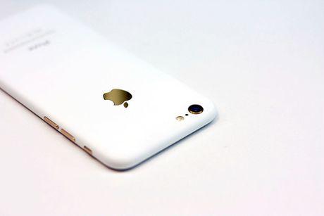 iPhone 7 va 7 plus sap co them phien ban mau trang bong-Jet White - Anh 1