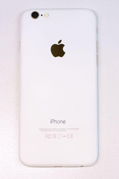 iPhone 7 va 7 plus sap co them phien ban mau trang bong-Jet White - Anh 5