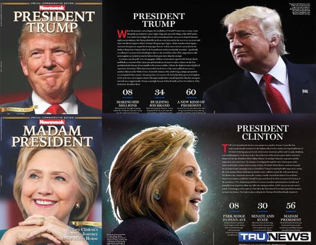 Bao My in truoc bia Clinton thang cu, nguoi ung ho Trump gian du - Anh 4