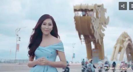 Dinh nghi an dao keo, Dieu Ngoc van tu tin truoc them Miss World - Anh 2