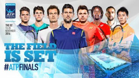 """ATP Finals 2016: Nghet tho tranh ngoi """"Vua the gioi"""" - Anh 1"""