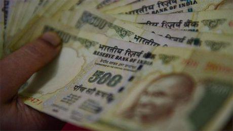 An Do xoa tien menh gia lon 500 va 1.000 rupee - Anh 1