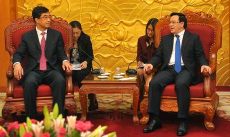 Diem sang trong quan he Viet - Trung - Anh 1