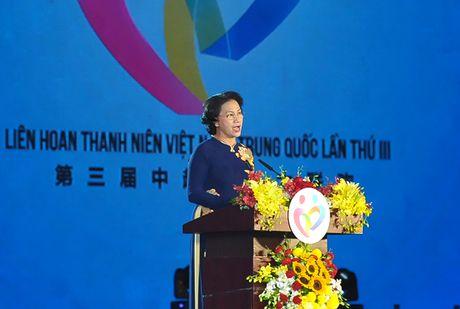 Soi noi giao luu nghe thuat Lien hoan Thanh nien Viet – Trung 2016 - Anh 2