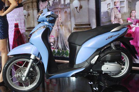 Can y tuong thiet ke, Honda chi them 2 mau moi cho SH Mode? - Anh 5