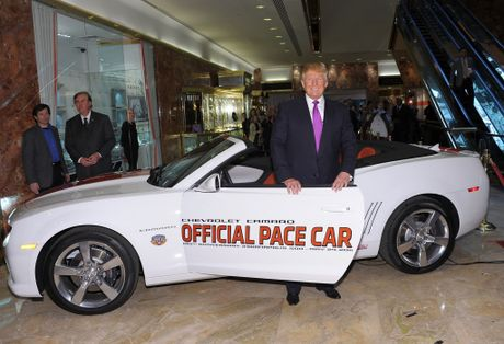 Nhung chiec sieu xe bac ty cua ung vien Tong thong My - Donald Trump - Anh 4
