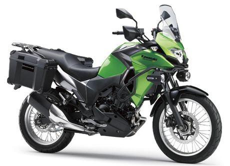 Kawasaki Versys-X 250 2017 ra mat - Anh 1