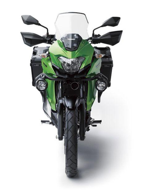 Kawasaki Versys-X 250 2017 ra mat - Anh 2
