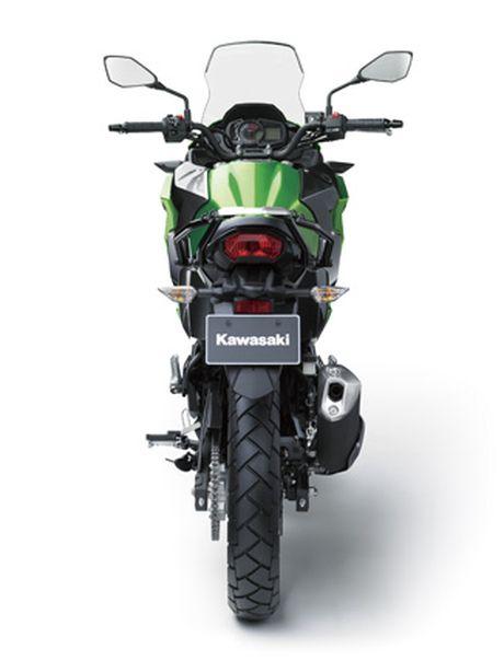 Kawasaki Versys-X 250 2017 ra mat - Anh 3