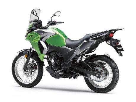 Kawasaki Versys-X 250 2017 ra mat - Anh 4