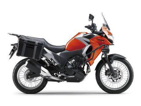 Kawasaki Versys-X 250 2017 ra mat - Anh 6