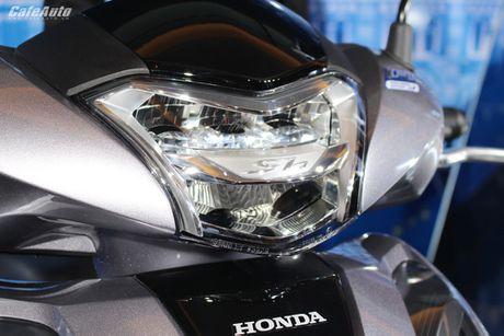 Kham pha nhung diem moi tren Honda SH 2017 - Anh 9