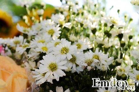 Cuc hoa mi 'goi dong' ve tren pho - Anh 6