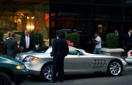 Nhung mau xe ua thich cua Donald Trump - Anh 1