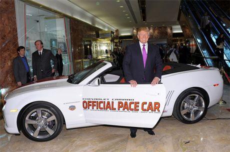 Nhung mau xe ua thich cua Donald Trump - Anh 5