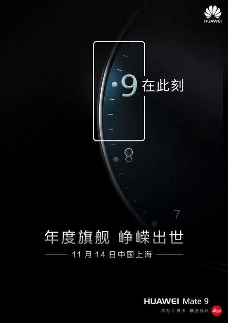 Huawei se tung ra smartphone khong vien vao ngay 14/11? - Anh 1