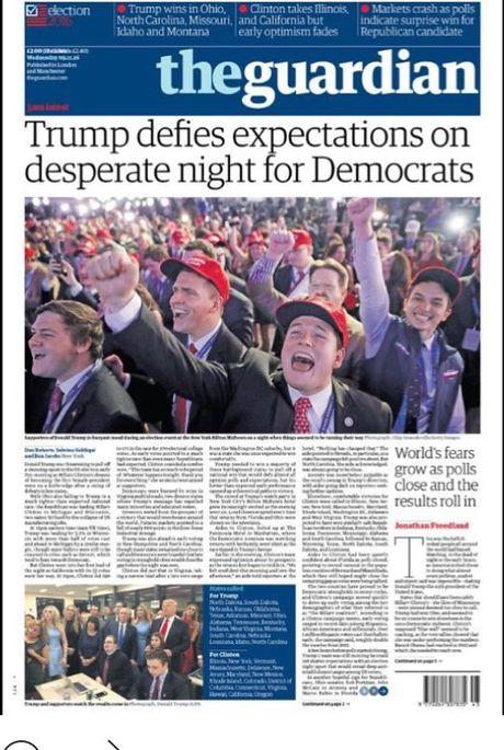 Ong Trump se tuyen the nham chuc Tong thong vao 20/1/2017 - Anh 3