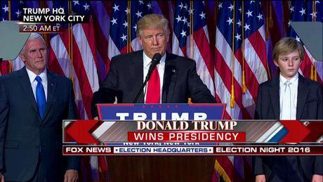 Ong Trump se tuyen the nham chuc Tong thong vao 20/1/2017 - Anh 4
