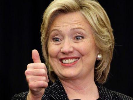 Bau cu My: Clinton dang dan truoc Trump o bang trong yeu Florida - Anh 1