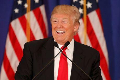 Trump danh bai Clinton o ca 3 bang dau tien - Anh 1