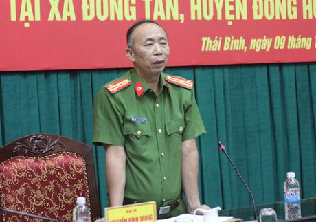 Me cho con di xe SH tu vong: Cong an Thai Binh neu ro nguyen nhan - Anh 2