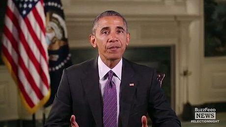 Tong thong Obama: Du chuyen gi xay ra, ngay mai mat troi van moc - Anh 1