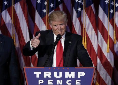 Con duong tu doanh nhan thanh Tong thong My cua Donald Trump - Anh 3