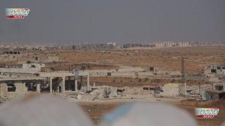 Chum video chien su Aleppo: 'Ho Syria', Hezbollah danh chiem khu vuc then chot - Anh 1