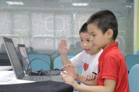 Viet Nam co 30 'lap trinh vien nhi' tham du WeCode 2016 cap quoc te - Anh 1