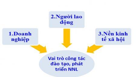 Phan tich, danh gia thuc trang cong tac dao tao phat trien nhan luc tai Cang vu Hang khong mien Bac - Anh 2