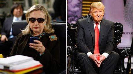 So ke 2 ung vien tong thong Clinton - Trump qua nam thang - Anh 10