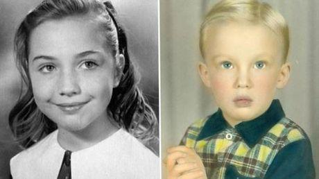 So ke 2 ung vien tong thong Clinton - Trump qua nam thang - Anh 1