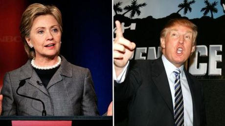 So ke 2 ung vien tong thong Clinton - Trump qua nam thang - Anh 9